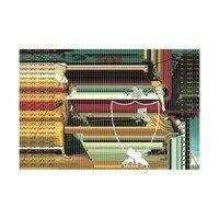 Moooi Carpets - Dexter & Sinister Carpet 200x300cm