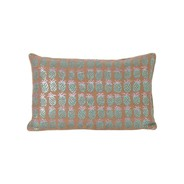 ferm LIVING - ferm LIVING Salon Kissen Pineapple 40x25cm