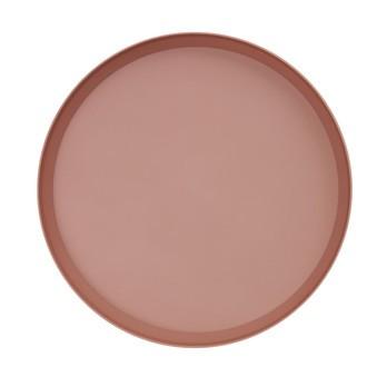 Normann Copenhagen - Geo Tablett - blush/Ø 37cm