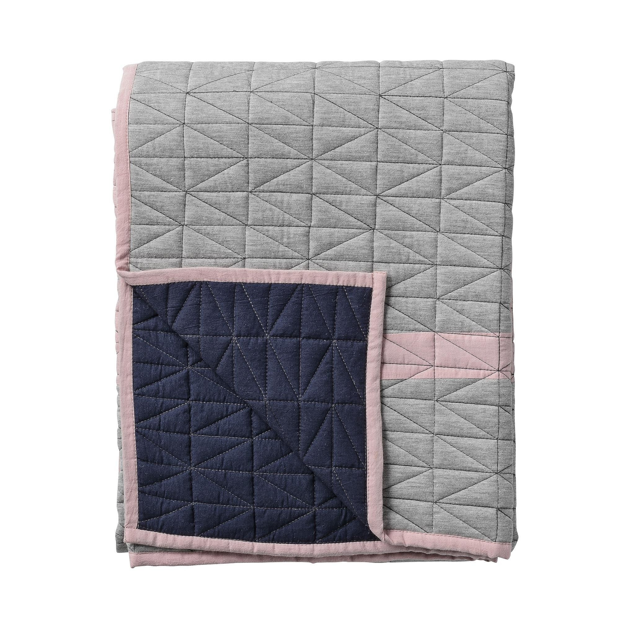 Throw Quilted Plaid