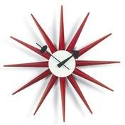Vitra: Hersteller - Vitra - Sunburst Clock Nelson Wanduhr