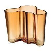 iittala - Alvar Aalto Vase 160mm - bronze desert