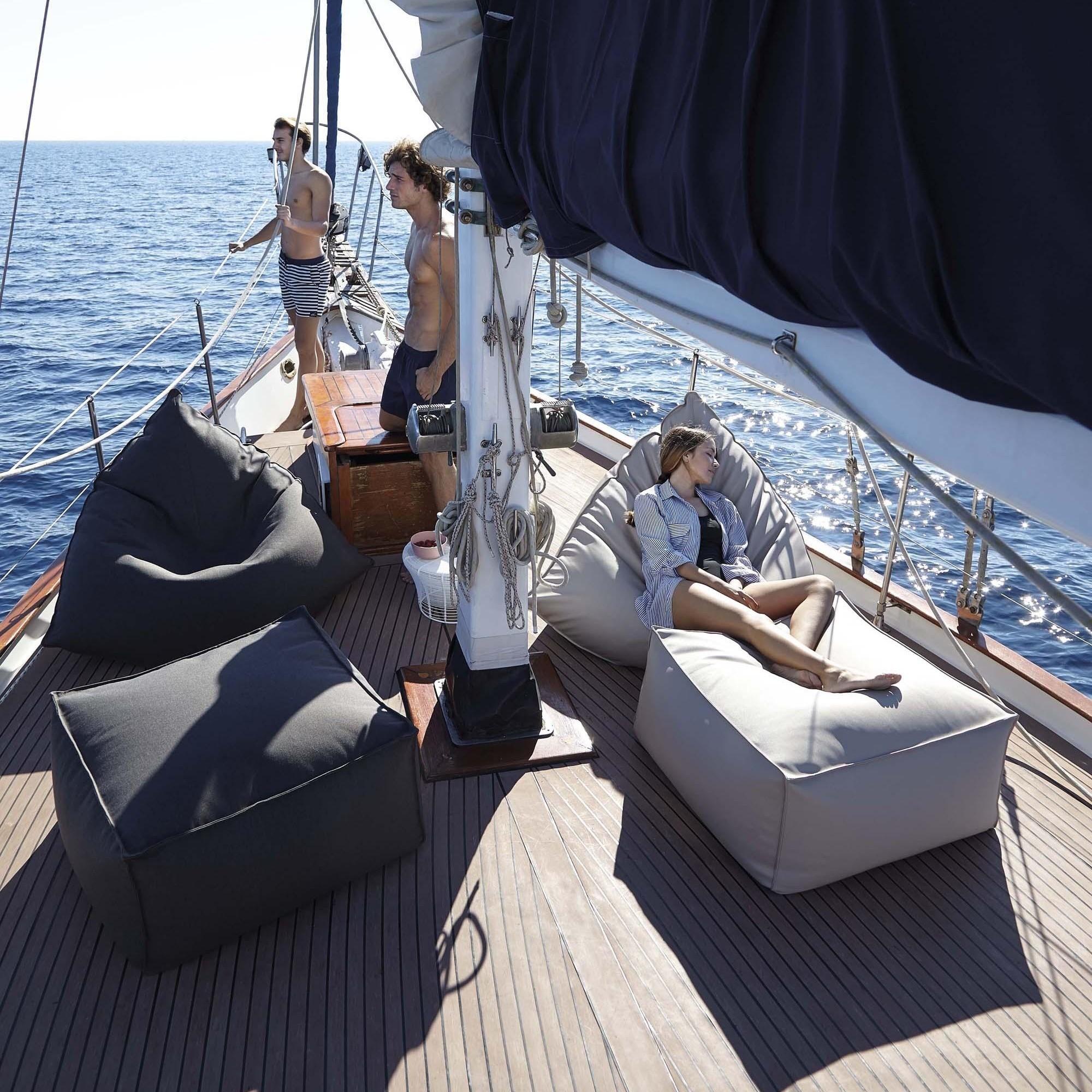 Gandia blasco sail outdoor puf ambientedirect - Gandia blasco precios ...
