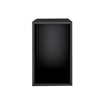 Röshults - Garden Sideboard 50 Frame Regal - anthrazit/L x B x H: 50 x 50 x 80cm