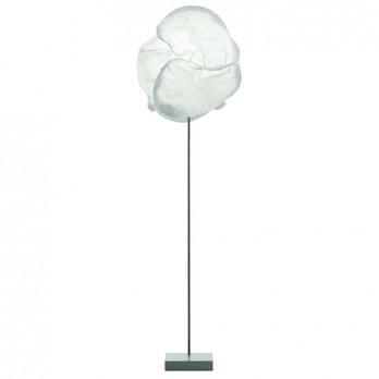 Belux - Cloud 10 Stehleuchte - weiß/Polyester/dimmbar