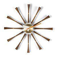 Vitra - Spindle Clock Nelson Wanduhr