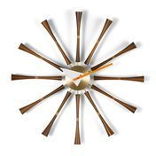 Vitra: Hersteller - Vitra - Spindle Clock Nelson Wanduhr