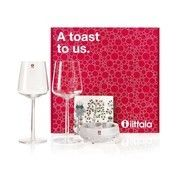 iittala: Brands - iittala - iittala Gift Set 'A toast to us'