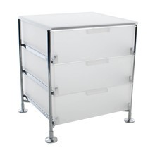 Kartell - Mobil 3 Container With Feet