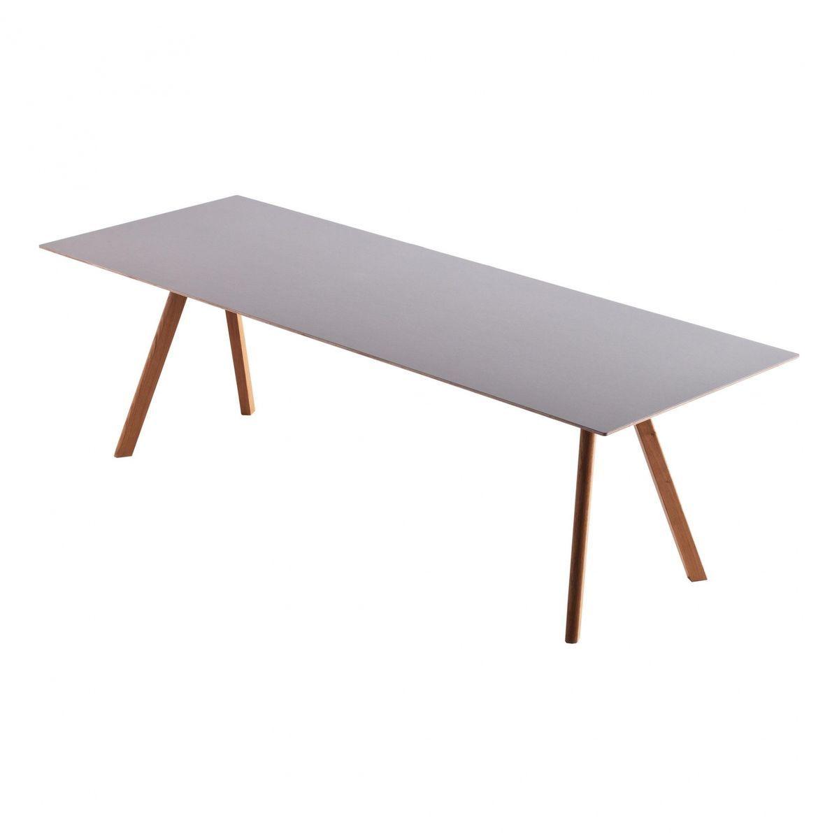 copenhague cph30 dining table hay. Black Bedroom Furniture Sets. Home Design Ideas