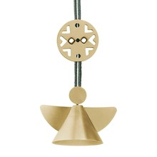 Stelton - Nordic Angel Ornament Brass