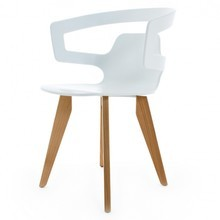 Alias - 558 Segesta Wood Chair