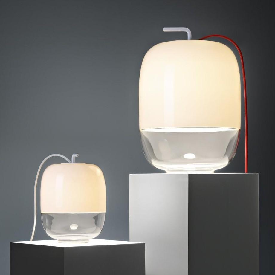 Prandina Gong T3 Table Lamp Ambientedirect Light Fixture Wiring Diagram