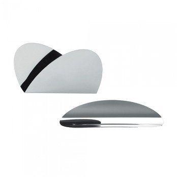 Alessi - Ellipse Schreibtischset - edelstahl/glänzend poliert