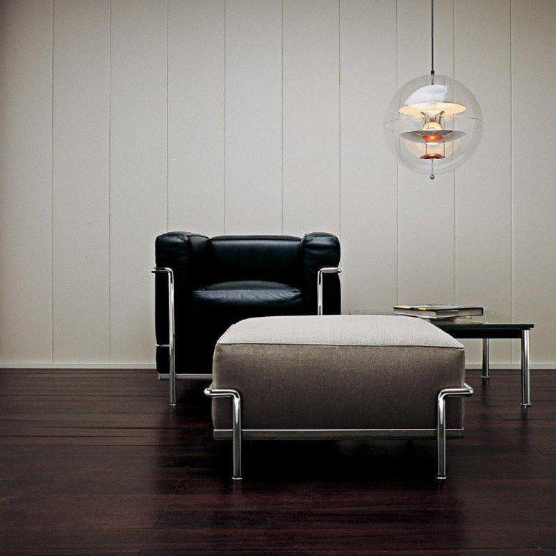 Cassina Le Corbusier LC2 Armchair | AmbienteDirect