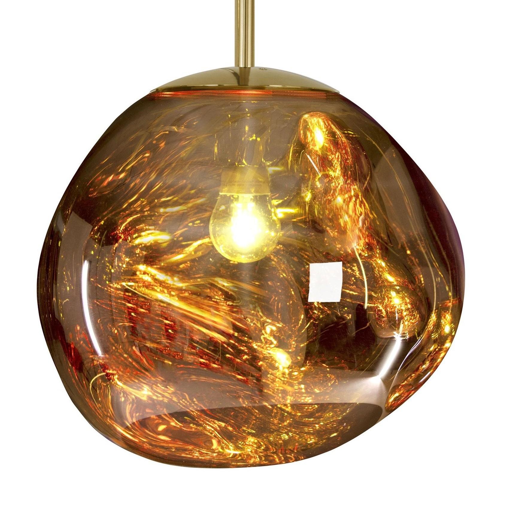 Tom Dixon Melt Mini Suspension Lamp Ambientedirect