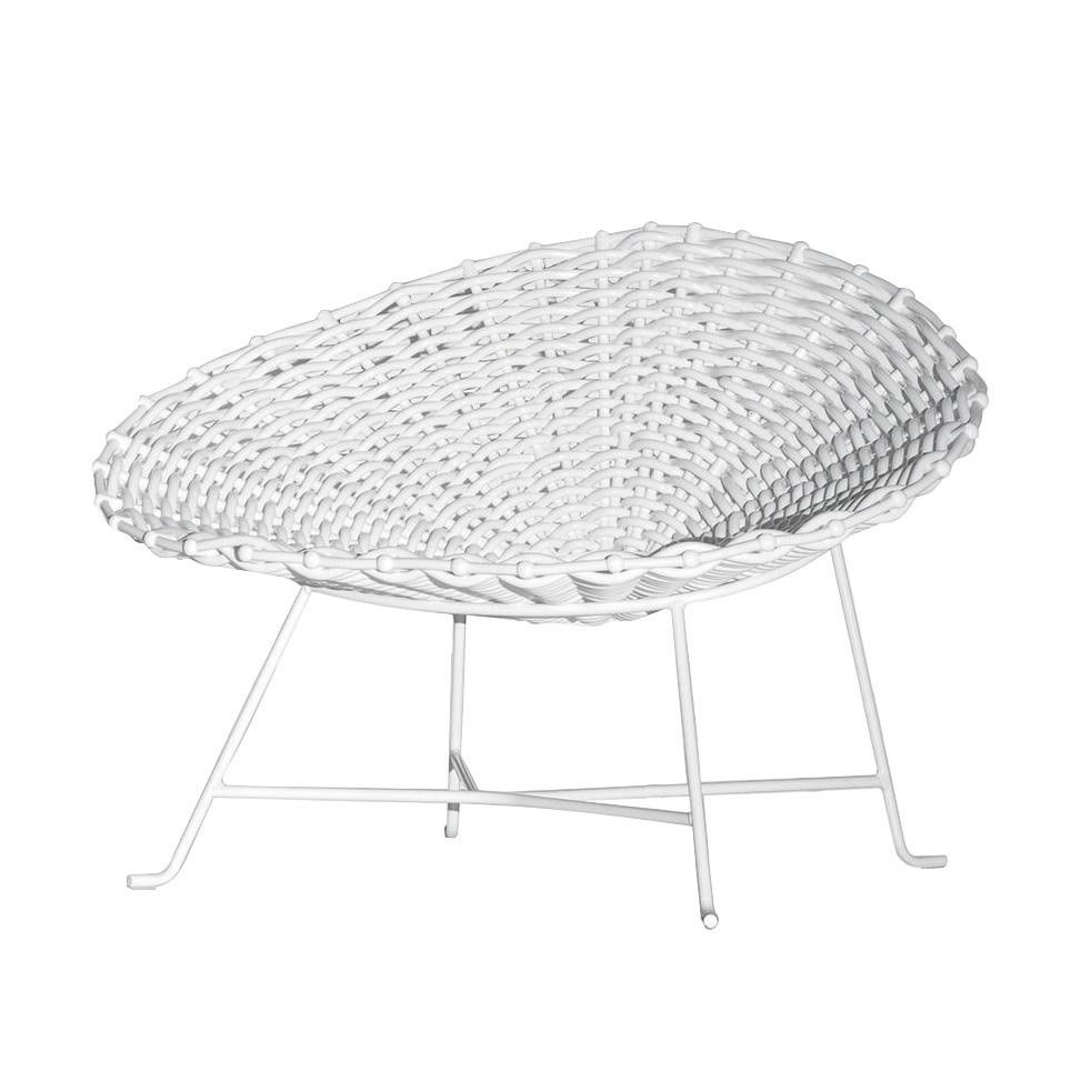 Loungesessel weiss outdoor  Sweet 27 Easy Chair | Gervasoni | AmbienteDirect.com