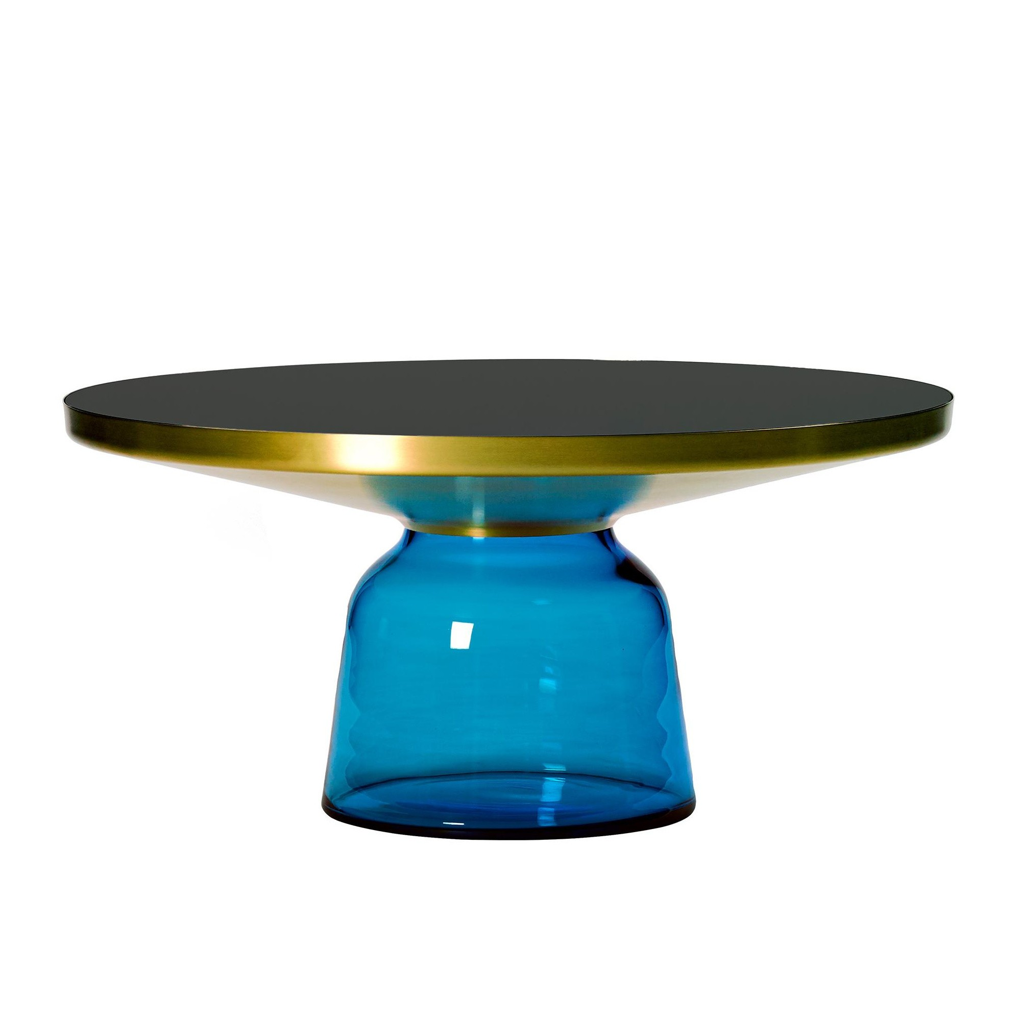 - ClassiCon Bell Coffee Table Brass AmbienteDirect