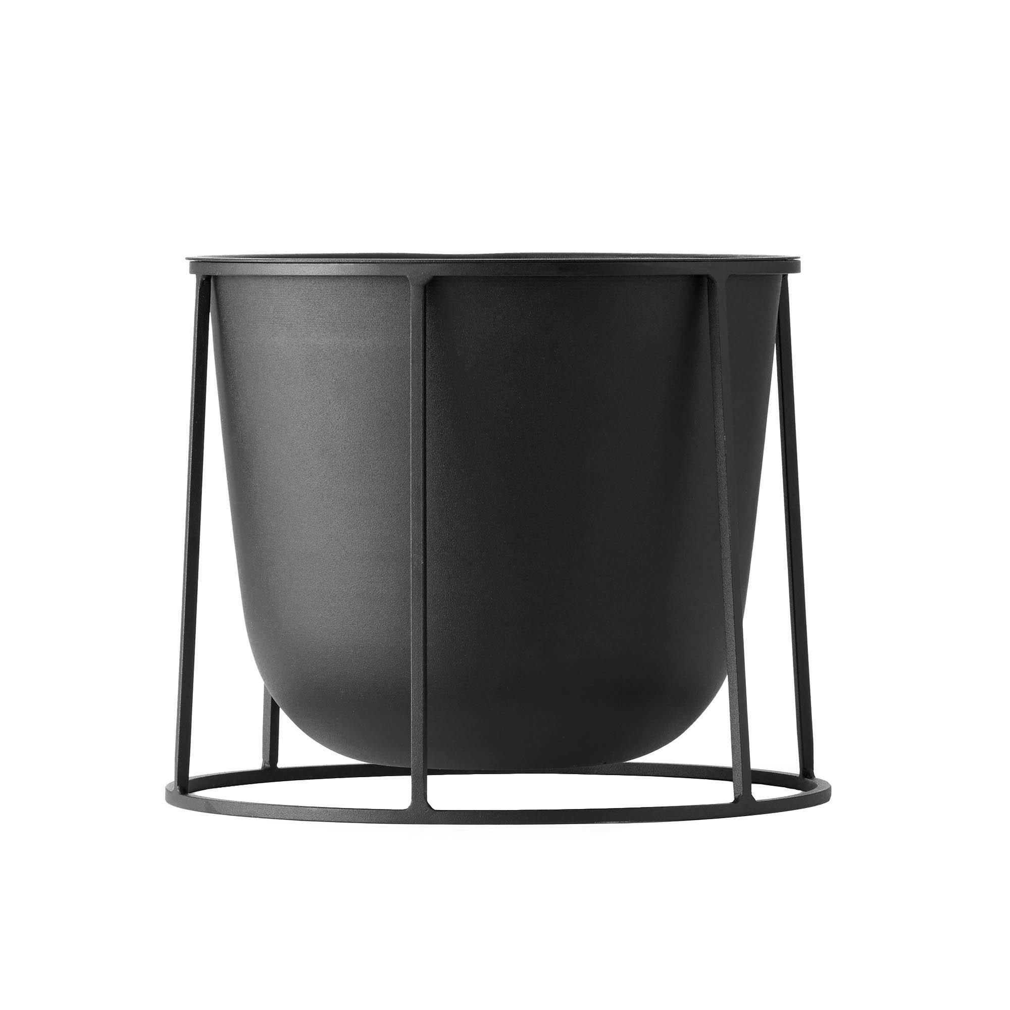 menu wire pot maceta con armaz n ambientedirect. Black Bedroom Furniture Sets. Home Design Ideas
