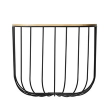 Menu - Fuwl Cage Shelf Wandregal