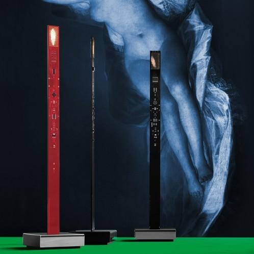 Ingo Maurer - My New Flame LED-Tischleuchte