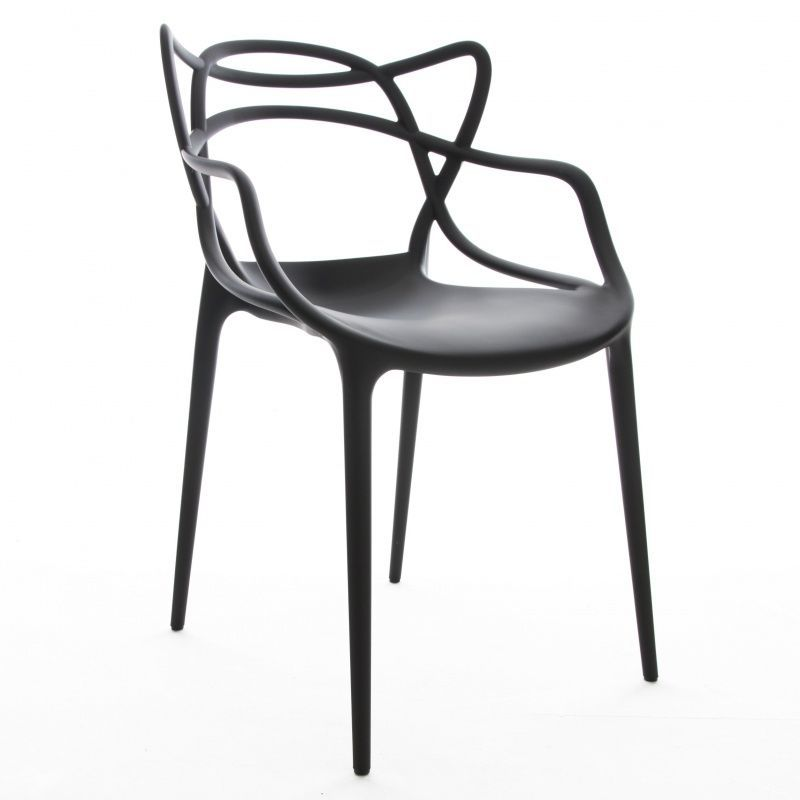 masters chaise kartell philippe starck. Black Bedroom Furniture Sets. Home Design Ideas