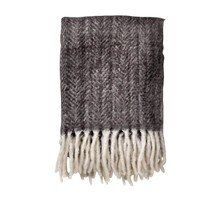 Bloomingville - Bloomingville Throw With Fringes