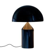 Oluce - Oluce Atollo - Tafellamp zwart
