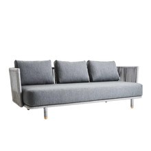 Cane-Line - Moments 3-Sitzer Outdoor Sofa