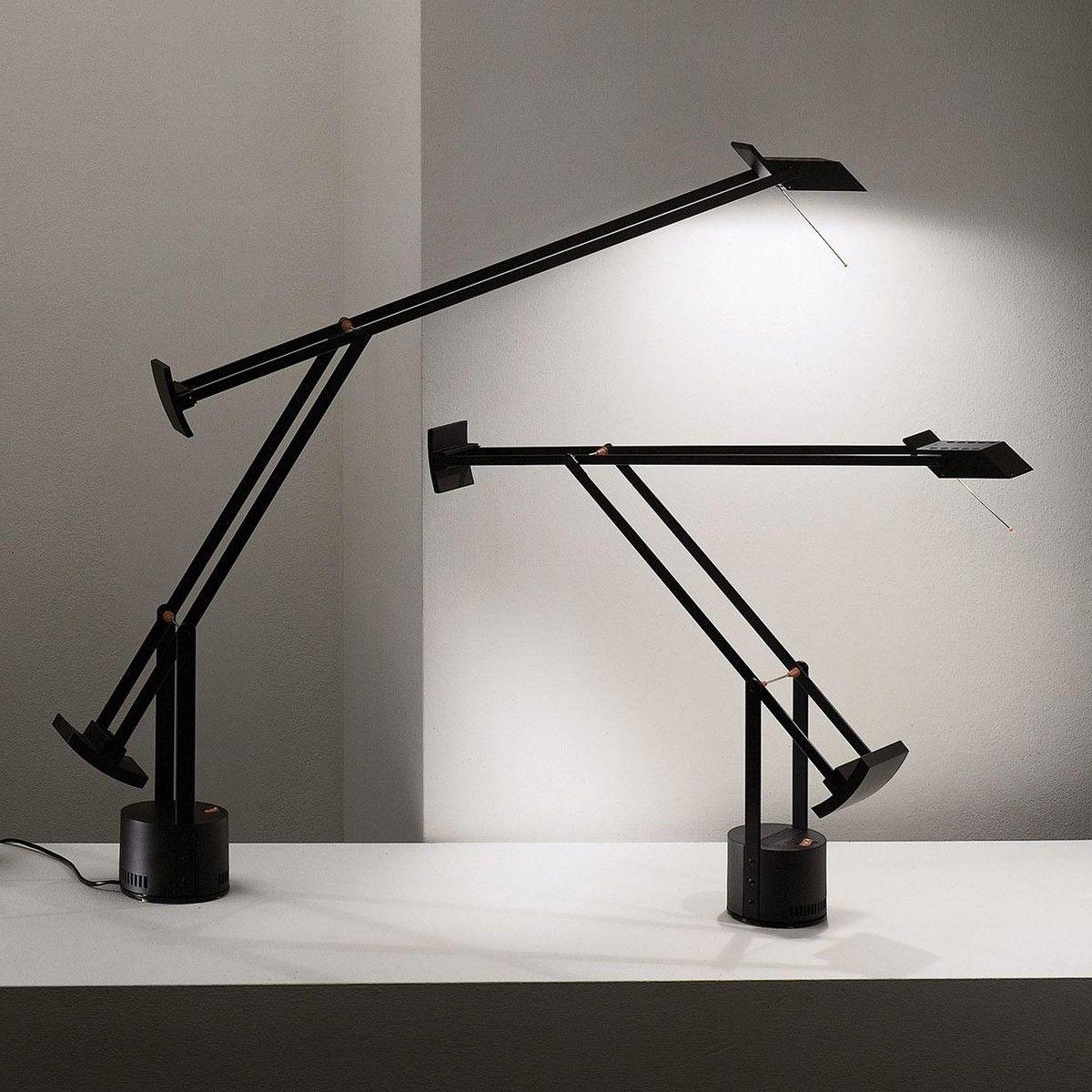 tizio led desk lamp  artemide  ambientedirectcom - artemide  tizio led desk lamp