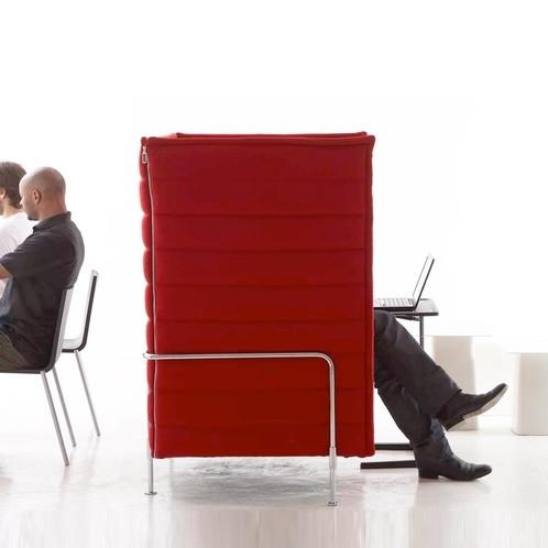 Vitra - Alcove Highback 3-Sitzer Sofa
