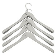 HAY - Soft Coat Wide Hanger Set of 4