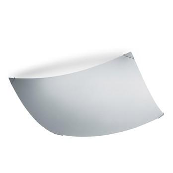 Vibia - Quadra Ice Deckenleuchte - weiß/Größe 4/60x60cm