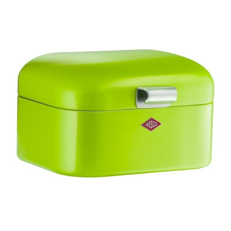 ... Wesco   Mini Grandy Bread Bin   Lime Green ...