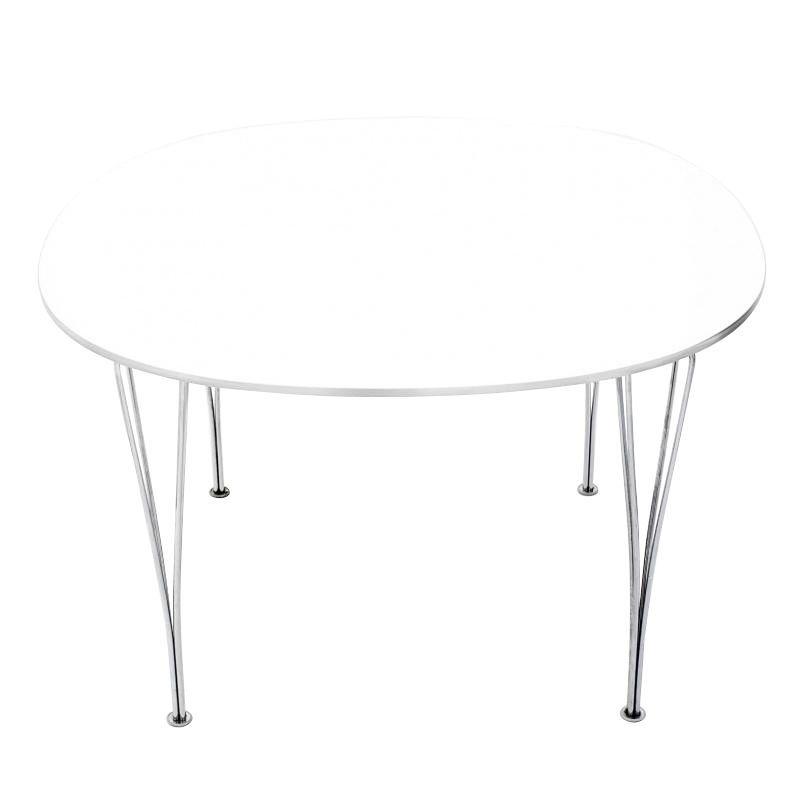 b616 super elliptic table 170cm fritz hansen. Black Bedroom Furniture Sets. Home Design Ideas