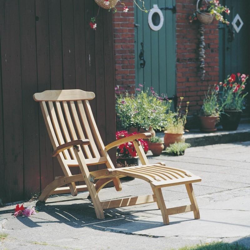 Charmant Skagerak   Steamer Deck Chair ...