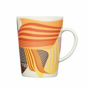 iittala - iittala Iittala Graphics Solid Waves Becher 0,4L