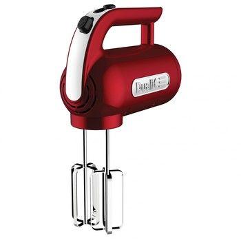 Dualit - Dualit Handmixer - rot/glänzend/400W/Restbestand-nur noch wenige verfügbar!