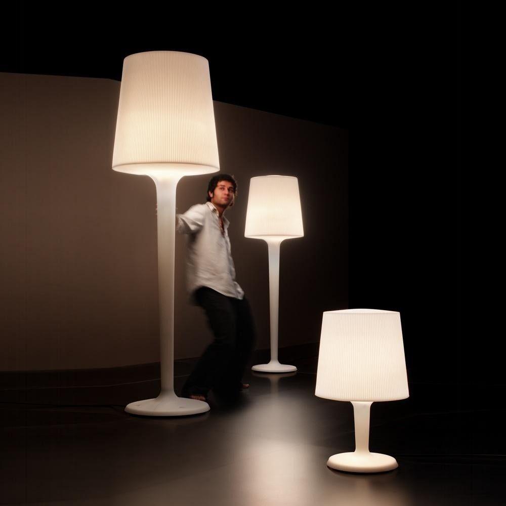 inout gr floor lamp metalarte. Black Bedroom Furniture Sets. Home Design Ideas