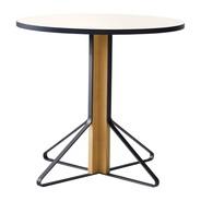 Artek - Table Kaari REB003 chêne laqué clair Ø80cm