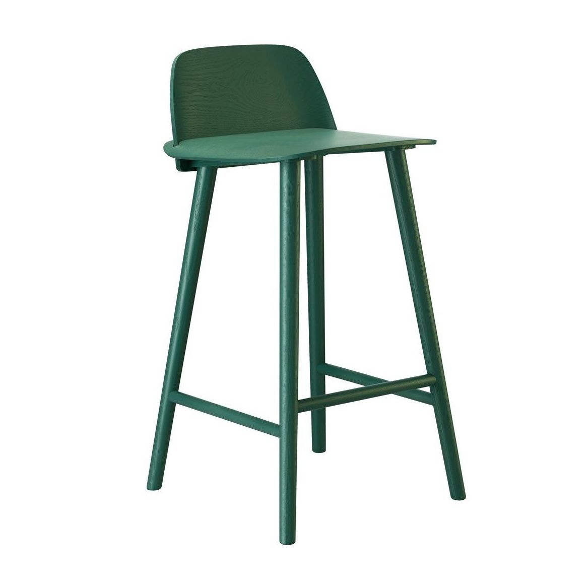 muuto nerd bar stool 65 muuto. Black Bedroom Furniture Sets. Home Design Ideas