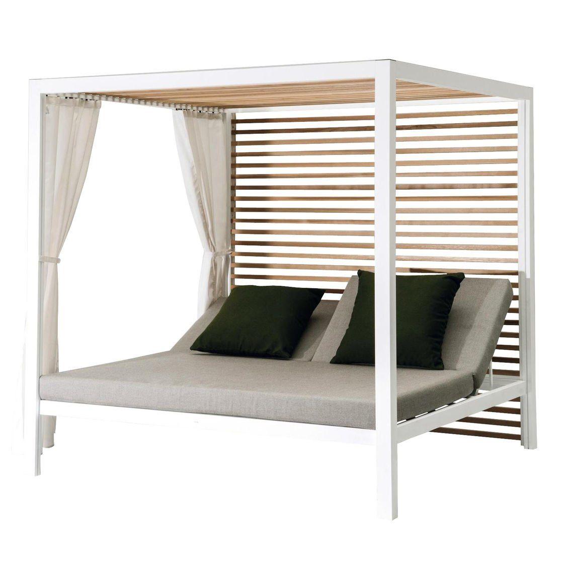 landscape daybed lit de jour kettal. Black Bedroom Furniture Sets. Home Design Ideas