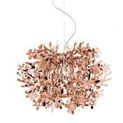 Slamp: Brands - Slamp - Fiorella Suspension Lamp