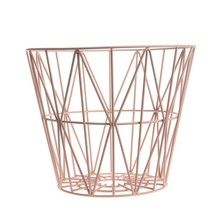 ferm LIVING - Wire Drahtkorb Medium