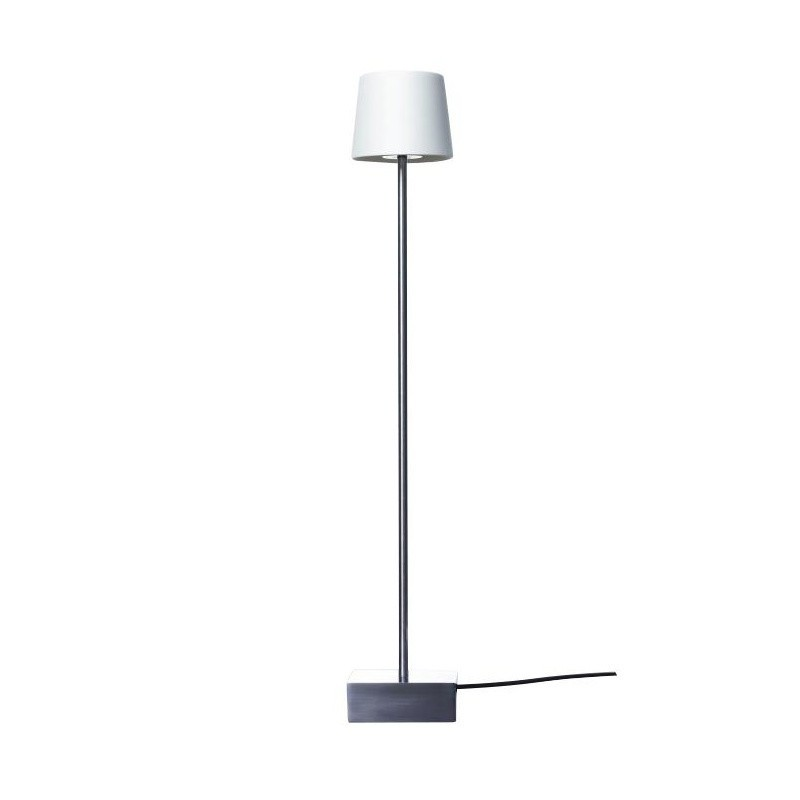 Anta Cut Table Lamp With Touch Dimmer Ambientedirect