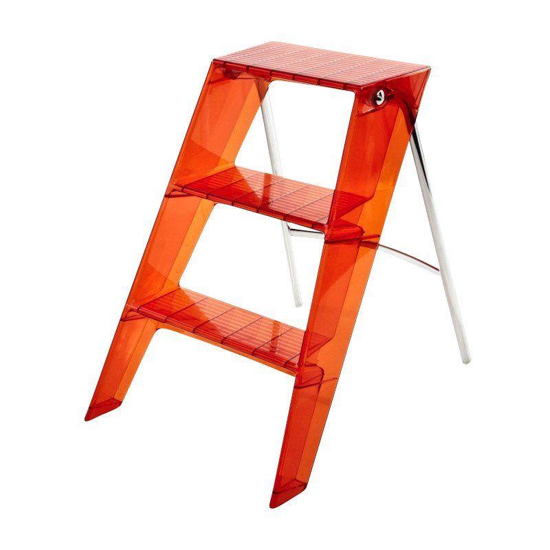 Kartell Upper Step Ladder Ambientedirect