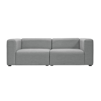 HAY - Mags 2,5-Sitzer Sofa Stoff Surface 228x95.5x67cm  - grau/Stoff Surface 120