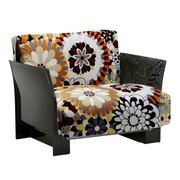 Kartell - Pop Missoni Armchair Frame Black