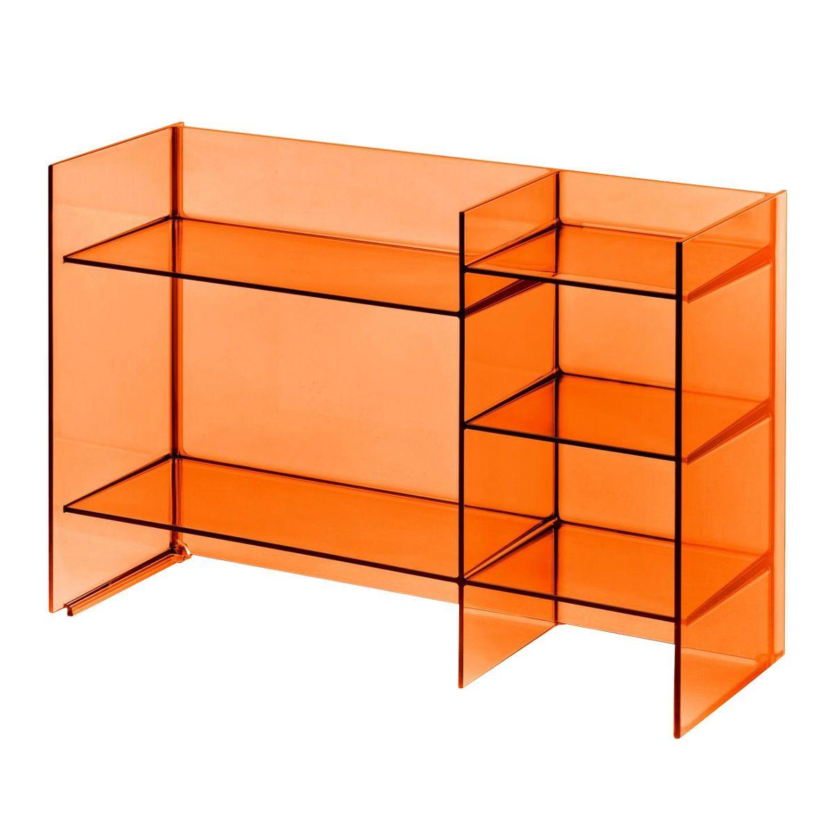 kartell by laufen sound rack shelf kartell. Black Bedroom Furniture Sets. Home Design Ideas