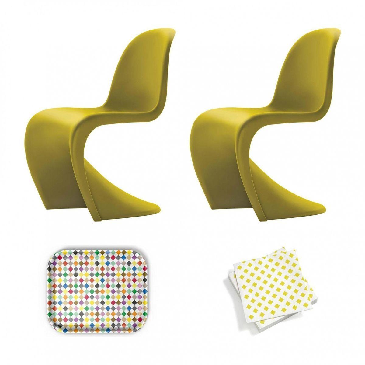 vitra promotion set panton chair - Panton Chair